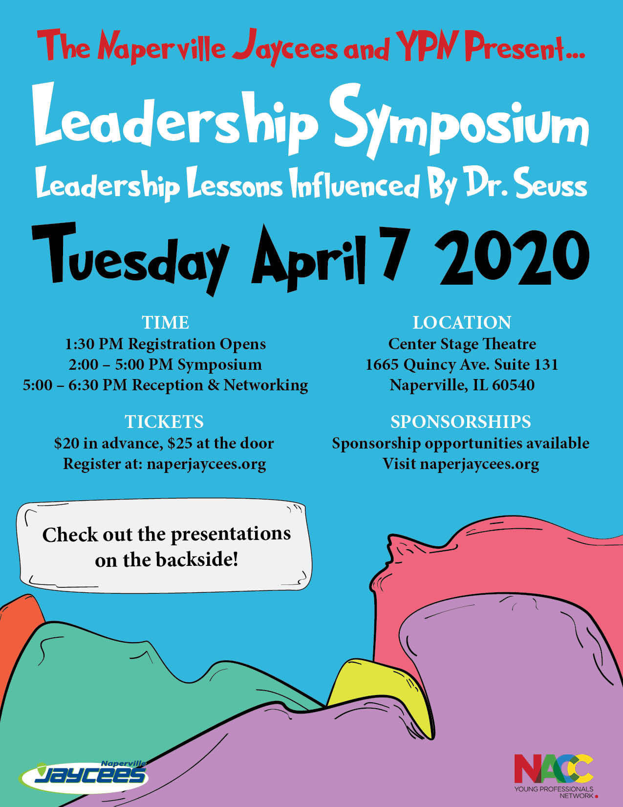 Leadership Symposium @ Center Stage Theater